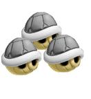 Triple Metal Shells BKSM1
