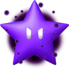 MK3DS Poison Star