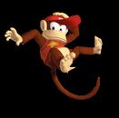 Diddy Kong Artwork (NSBBO)