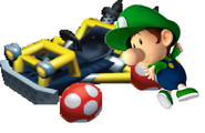 BKSM2 Baby Luigi