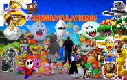 BKSM4 Congratulation Screen