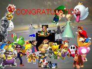 BKSM Congratulation Screen