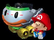 BKSM2 Baby Mario
