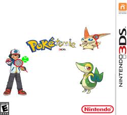 Poketennis 3DS Box