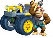 BKSM2 Funky Kong