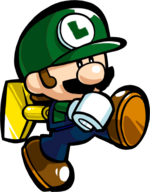 Mini luigi by superkiryoshi-d4cbub9