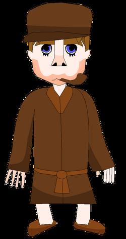 Abe BD7 Animated