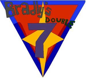 Bradly's Double 7 Logo 2012-2015