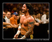 CM Punk WWE Monday Night Raw 800th Tampa