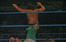 The Great Khali & Hornswoggle