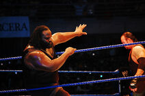 Dos leyendas en el ring
