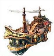 Ffxi airship