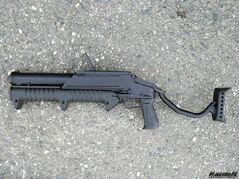 Gm 94 grenade launcher by garr1971