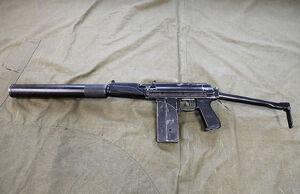 9mm KBP 9A-91 compact assault rifle - 06