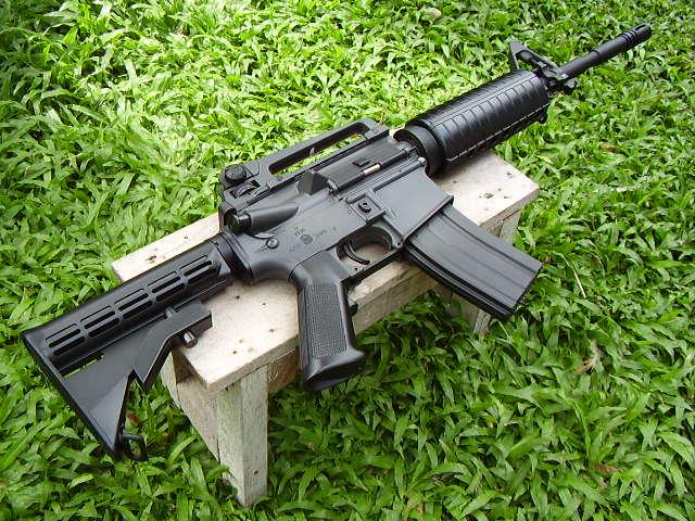 Jing Gong (JG) M4 or M4A1 airsoft gun