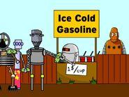 Hill-bot Cameo Recession