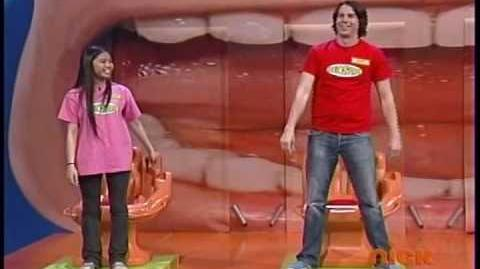 BrainSurge Stars of Nickelodeon 2009 1 of 2 - Part 2 of 3