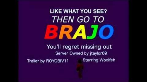Best Minecraft Server In The World (BRAJO) Trailer