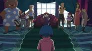 Michiru meets Grandma's Gang
