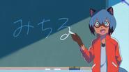 Michiru-teaching