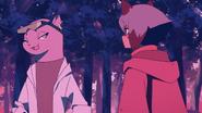 Michiru meets Marie