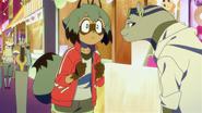 Michiru and Marie