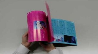 BNA Artbook Flip-through