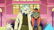 Michiru caught