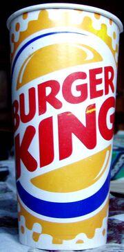 Burger King Soda Cup 2003