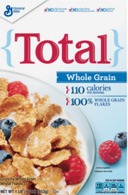 Total 2006 Cereal