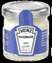 Heinz Mustard Jar And Bottle