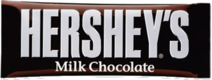 Hershey's Milk Chocolate wrapper (2003-2005)