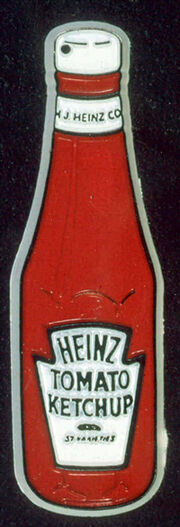 Heinz Ketchup 1905 Old Logo