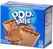 Pop tarts cinnamon
