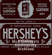 Hershey's 1952-1968