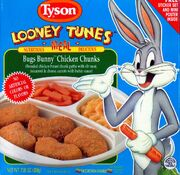 Tyson Looney Tunes Bug Bunny Chicken Chunks