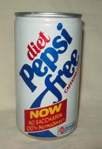 Pepsi Free Diet