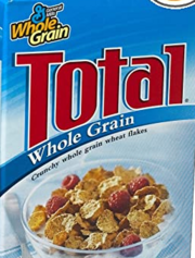 Total 2004 Cereal