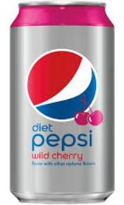 Diet Pepsi Wild Cherry 2014