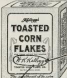 Kellogg's Corn Flakes1909