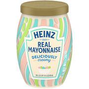 Heinz Real Mayonnaise 2018