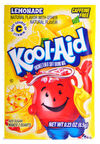 Kool-Aid lemonade flavor current packet