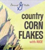 Country Corn Flaks 1962