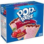 Pop tarts cherry