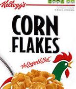 Kellogg's Cereal Corn Flakes NEW