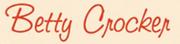 Betty Crocker 1920s