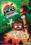 Apple Jacks Halloween