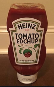 Heinz Ketchup 2006 Packet
