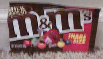 M&M's 2004 Package