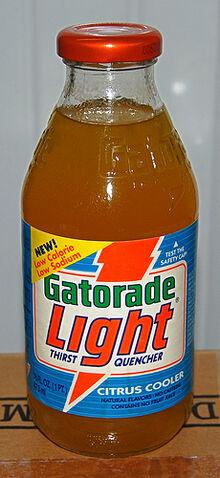 File:Gatorade Light Citrus Cooler bottle 1990.jpg